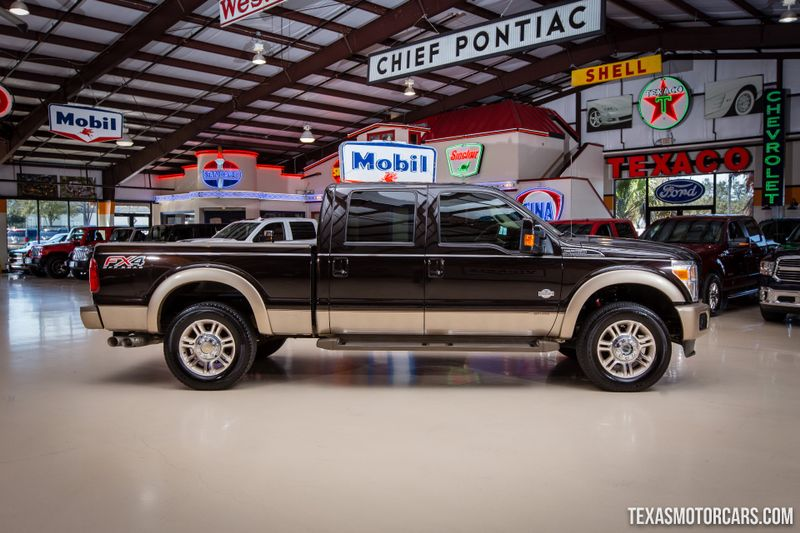 2014 Ford Super Duty F-250 Pickup King Ranch 4X4  in Addison, Texas