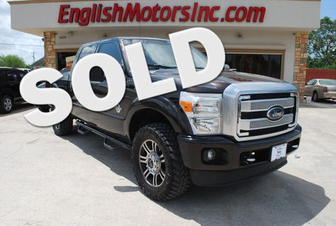 2014 Ford Super Duty F-250 Pickup Platinum in Brownsville, TX