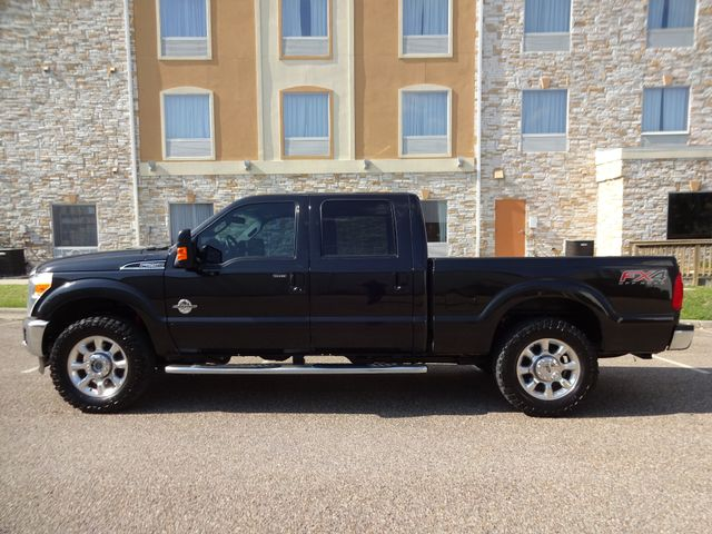 2014 Ford Super Duty F-250 Pickup Lariat Corpus Christi, Texas 4