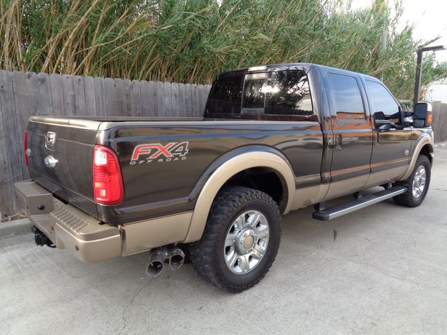 2014 Ford Super Duty F-250 Pickup King Ranch Corpus Christi, Texas 3