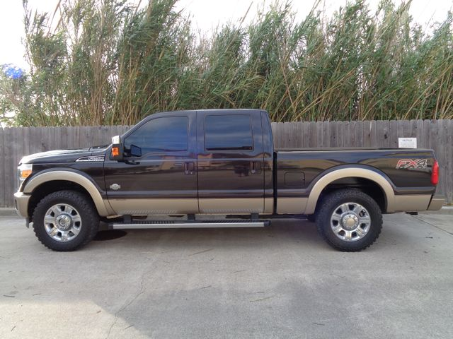 2014 Ford Super Duty F-250 Pickup King Ranch Corpus Christi, Texas 4