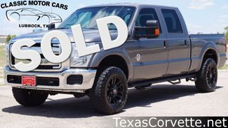 2014 Ford Super Duty F-250 in Lubbock Texas