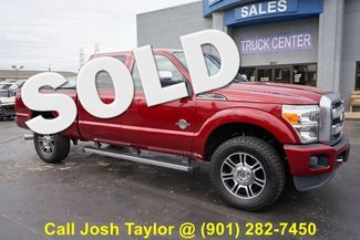 2014 Ford Super Duty F-250 Pickup Platinum | Memphis, TN | Mt Moriah Truck Center in Memphis TN