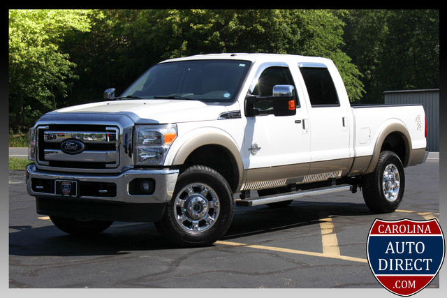 2014 Ford Super Duty F-250 Pickup Lariat-4X4-DIESEL-CREW!! Mooresville , NC 0