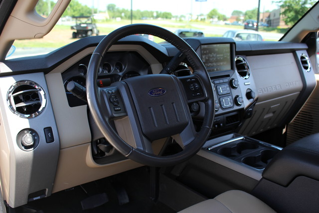 2014 Ford Super Duty F-250 Pickup Lariat-4X4-DIESEL-CREW!! Mooresville , NC 17