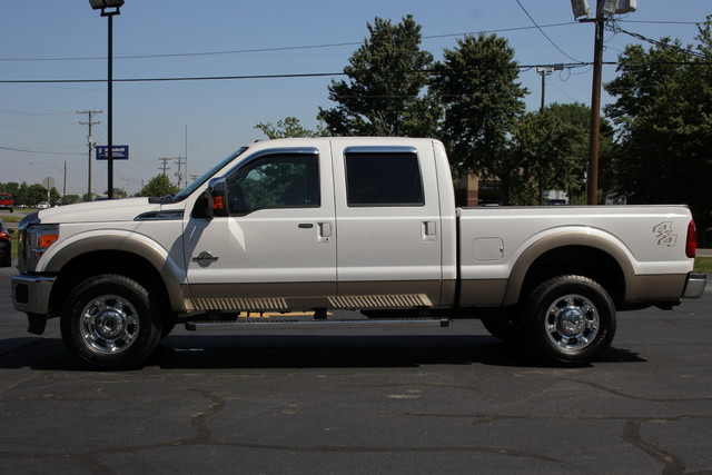 2014 Ford Super Duty F-250 Pickup Lariat-4X4-DIESEL-CREW!! Mooresville , NC 3