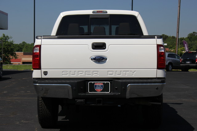 2014 Ford Super Duty F-250 Pickup Lariat-4X4-DIESEL-CREW!! Mooresville , NC 5