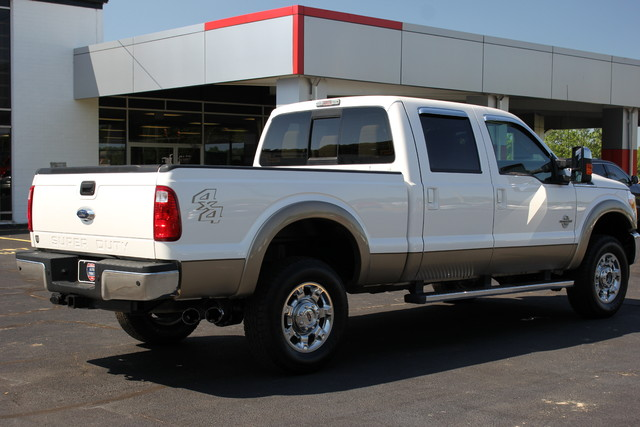 2014 Ford Super Duty F-250 Pickup Lariat-4X4-DIESEL-CREW!! Mooresville , NC 6