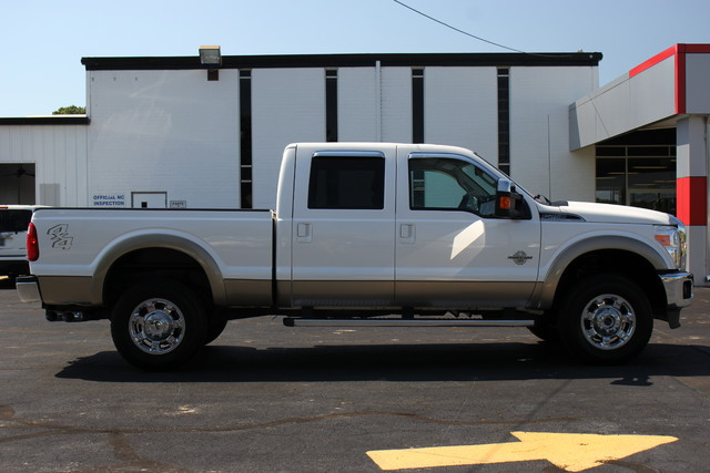 2014 Ford Super Duty F-250 Pickup Lariat-4X4-DIESEL-CREW!! Mooresville , NC 7