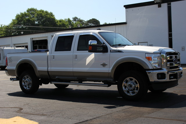 2014 Ford Super Duty F-250 Pickup Lariat-4X4-DIESEL-CREW!! Mooresville , NC 8