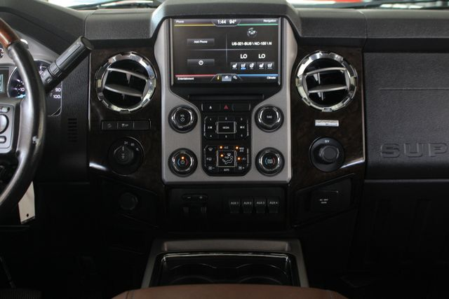 2014 Ford Super Duty F-250 Pickup Platinum Crew Cab 4x4 - LIFTED - LOT$ OF EXTRA$! Mooresville , NC 11