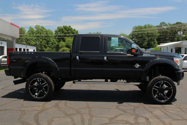 2014 Ford Super Duty F-250 Pickup Platinum Crew Cab 4x4 - LIFTED - LOT$ OF EXTRA$! Mooresville , NC 15