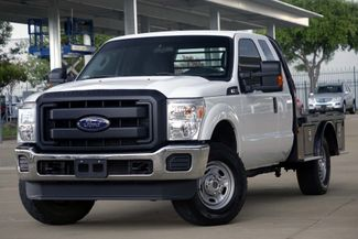 2014 Ford Super Duty F-250 Pickup Super Cab * 4x4 * FLAT BED * FX4 * Power Group * Plano, Texas 1