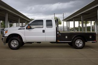 2014 Ford Super Duty F-250 Pickup Super Cab * 4x4 * FLAT BED * FX4 * Power Group * Plano, Texas 3