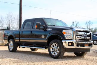 2014 Ford Super Duty F-250 Lariat Crew Cab FX4 4X4 6.7L Powerstroke Diesel Auto Loaded Sealy, Texas 1