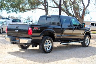 2014 Ford Super Duty F-250 Lariat Crew Cab FX4 4X4 6.7L Powerstroke Diesel Auto Loaded Sealy, Texas 11