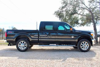 2014 Ford Super Duty F-250 Lariat Crew Cab FX4 4X4 6.7L Powerstroke Diesel Auto Loaded Sealy, Texas 12