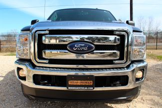 2014 Ford Super Duty F-250 Lariat Crew Cab FX4 4X4 6.7L Powerstroke Diesel Auto Loaded Sealy, Texas 13
