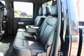 2014 Ford Super Duty F-250 Lariat Crew Cab FX4 4X4 6.7L Powerstroke Diesel Auto Loaded Sealy, Texas 40
