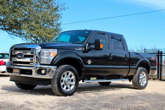 2014 Ford Super Duty F-250 Lariat Crew Cab FX4 4X4 6.7L Powerstroke Diesel Auto Loaded Sealy, Texas 5