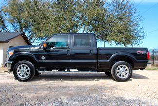 2014 Ford Super Duty F-250 Lariat Crew Cab FX4 4X4 6.7L Powerstroke Diesel Auto Loaded Sealy, Texas 6