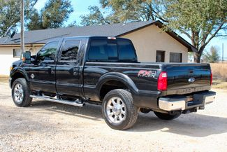 2014 Ford Super Duty F-250 Lariat Crew Cab FX4 4X4 6.7L Powerstroke Diesel Auto Loaded Sealy, Texas 7