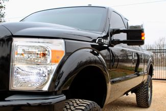2014 Ford Super Duty F-250 Platinum Crew Cab 4X4 6.7L Powerstroke Diesel Auto LIFTED LOADED Sealy, Texas 4