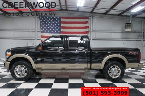 2014 Ford Super Duty F-250 King Ranch 4x4 Diesel Nav Leather 20s Low Miles in Searcy, AR
