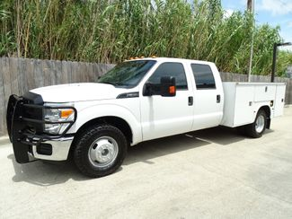 2014 Ford Super Duty F-350 DRW Utility Bed XL Utility Bed Corpus Christi, Texas