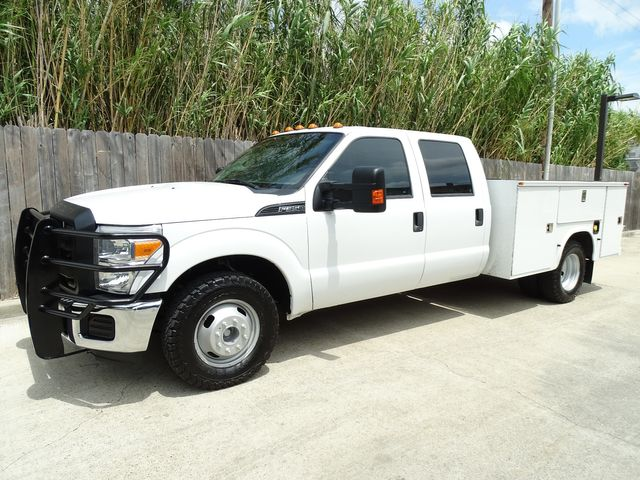 2014 Ford Super Duty F-350 DRW Utility Bed XL Utility Bed Corpus Christi, Texas 0