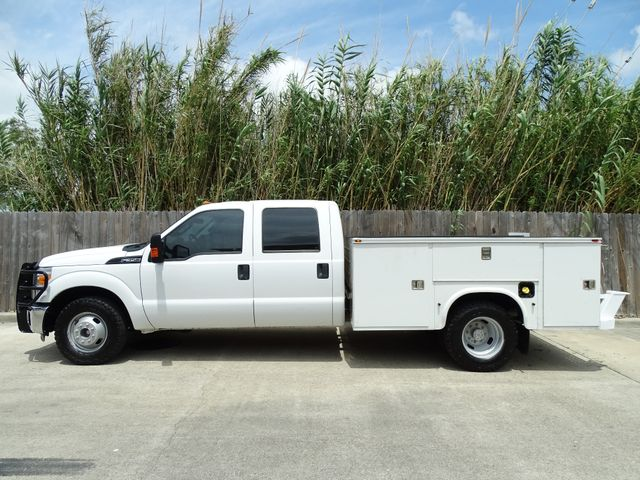 2014 Ford Super Duty F-350 DRW Utility Bed XL Utility Bed Corpus Christi, Texas 4