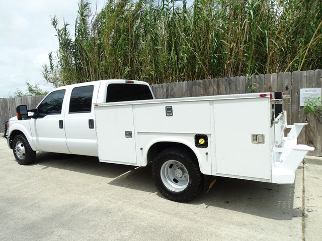 2014 Ford Super Duty F-350 DRW Utility Bed XL Utility Bed Corpus Christi, Texas 2