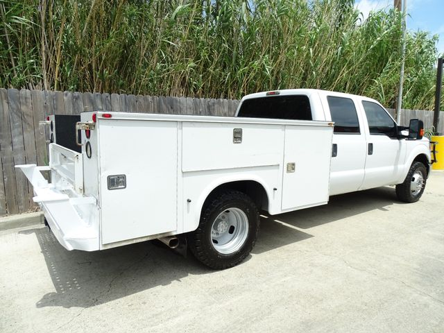 2014 Ford Super Duty F-350 DRW Utility Bed XL Utility Bed Corpus Christi, Texas 3