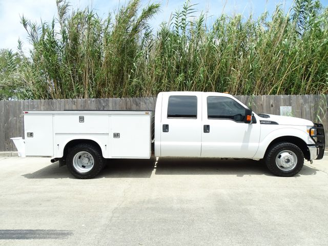 2014 Ford Super Duty F-350 DRW Utility Bed XL Utility Bed Corpus Christi, Texas 5