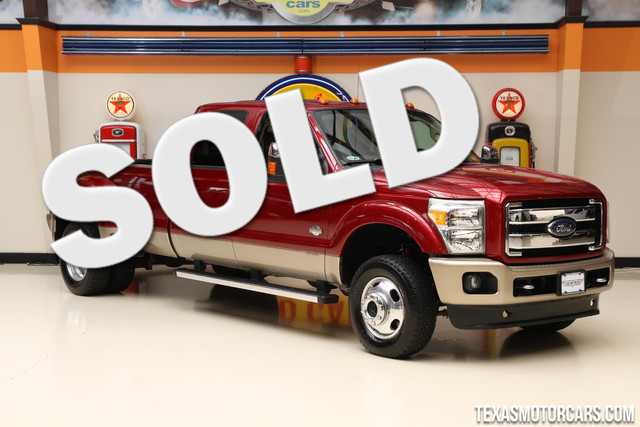 2014 Ford Super Duty F-350 King Ranch This 2014 Ford Super Duty F-350 DRW King Ranch is in great s