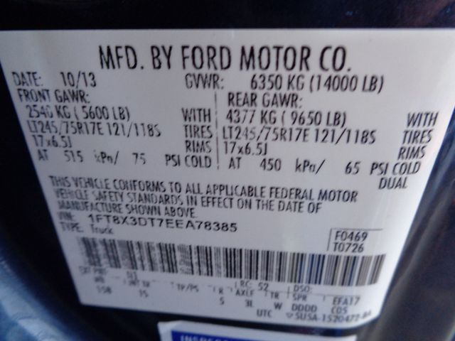 2014 Ford Super Duty F-350 DRW Pickup XL Corpus Christi, Texas 44