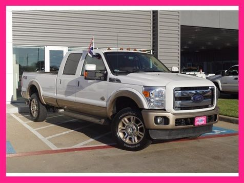 2014 Ford Super Duty F-350 SRW King Ranch in Bryan-College Station