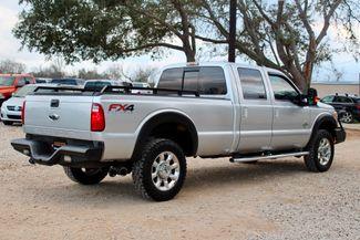 2014 Ford Super Duty F-350 SRW Lariat 4X4 FX4 6.7L Powerstroke Diesel Auto LOADED Sealy, Texas 11
