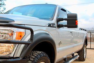 2014 Ford Super Duty F-350 SRW Lariat 4X4 FX4 6.7L Powerstroke Diesel Auto LOADED Sealy, Texas 4