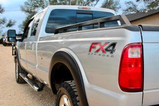 2014 Ford Super Duty F-350 SRW Lariat 4X4 FX4 6.7L Powerstroke Diesel Auto LOADED Sealy, Texas 8