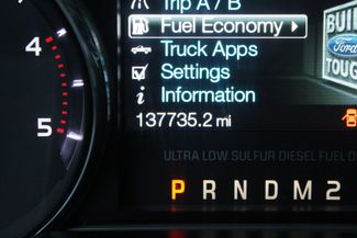 2014 Ford Super Duty F-350 SRW Lariat 4X4 FX4 6.7L Powerstroke Diesel Auto LOADED Sealy, Texas 55