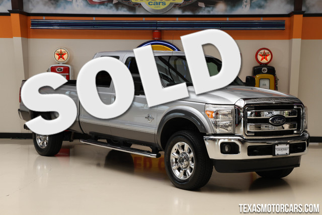 2014 Ford Super Duty F-350 Lariat 4x4 This 2014 Ford Super Duty F-350 SRW Lariat is in great shape
