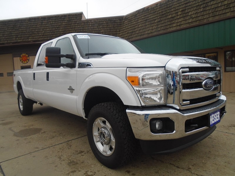 2014 Ford Super Duty F-350 SRW Pickup XLT in Dickinson, ND