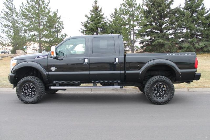 2014 Ford Super Duty F-350 SRW Pickup King Ranch  city MT  Bleskin Motor Company   in Great Falls, MT