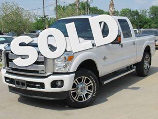 2014 Ford Super Duty F-350 SRW Pickup Platinum | Houston, TX | American Auto Centers in Houston TX