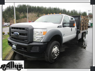 2014 Ford Super Duty F-550 DRW  XL 12FT FLATBED 6.7 DIESEL Burlington, WA