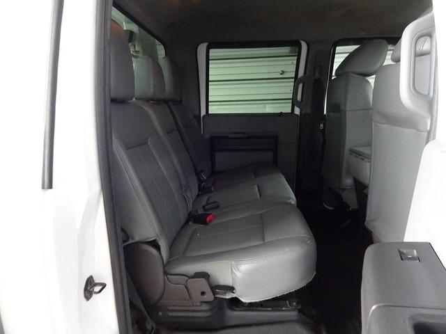 2014 Ford Super Duty F-550 DRW Chassis Cab XL Corpus Christi, Texas 28