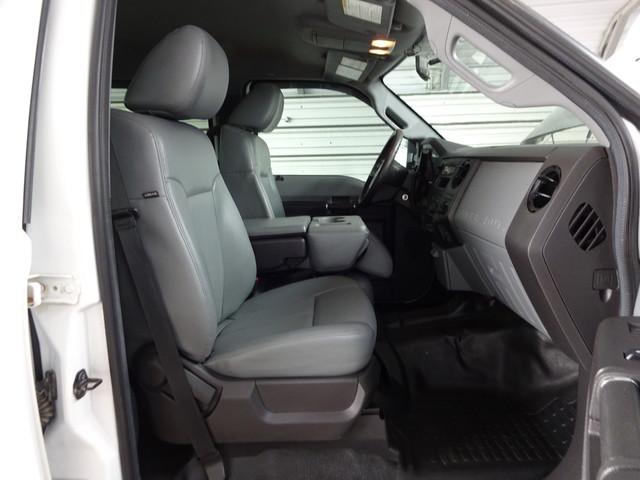2014 Ford Super Duty F-550 DRW Chassis Cab XL Corpus Christi, Texas 30