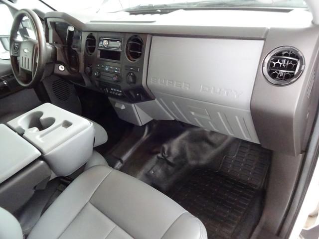 2014 Ford Super Duty F-550 DRW Chassis Cab XL Corpus Christi, Texas 31