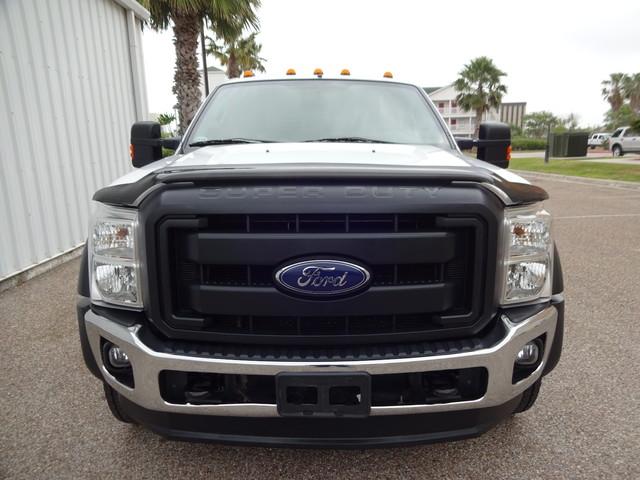 2014 Ford Super Duty F-550 DRW Chassis Cab XL Corpus Christi, Texas 6